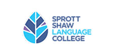 Sprott Shaw Language College logo